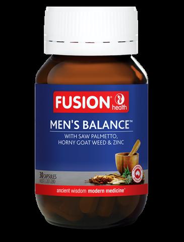 Fusion Men's Balance 60 Capsules