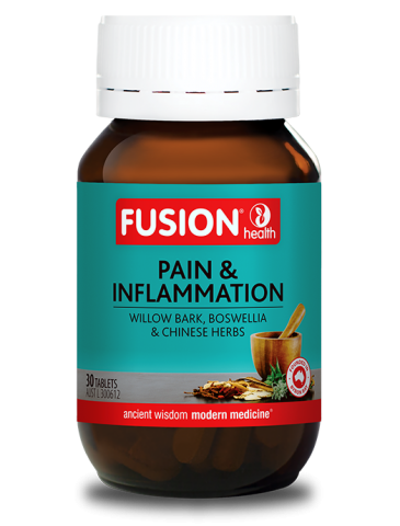 Fusion Pain And Inflammation 30 Tabs
