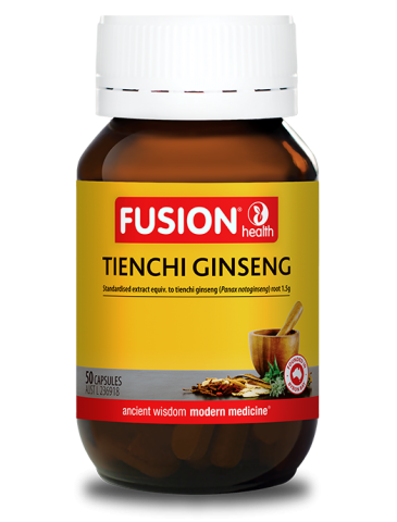 Fusion Tienchi Ginseng Tienchi Ginseng Is Traditionally Used To Relieve Pain And Inflammation And To Promote Healthy Blood Circulation In Chinese Medicine