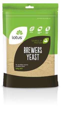 Lotus Brewers Yeast 500g