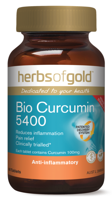 Herbs Of Gold Bio Curcumin 5400 Curcumin With Enhanced Absorption