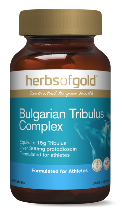 Herbs Of Gold Bulgarian Tribulus Complex High Strength Tribulus
