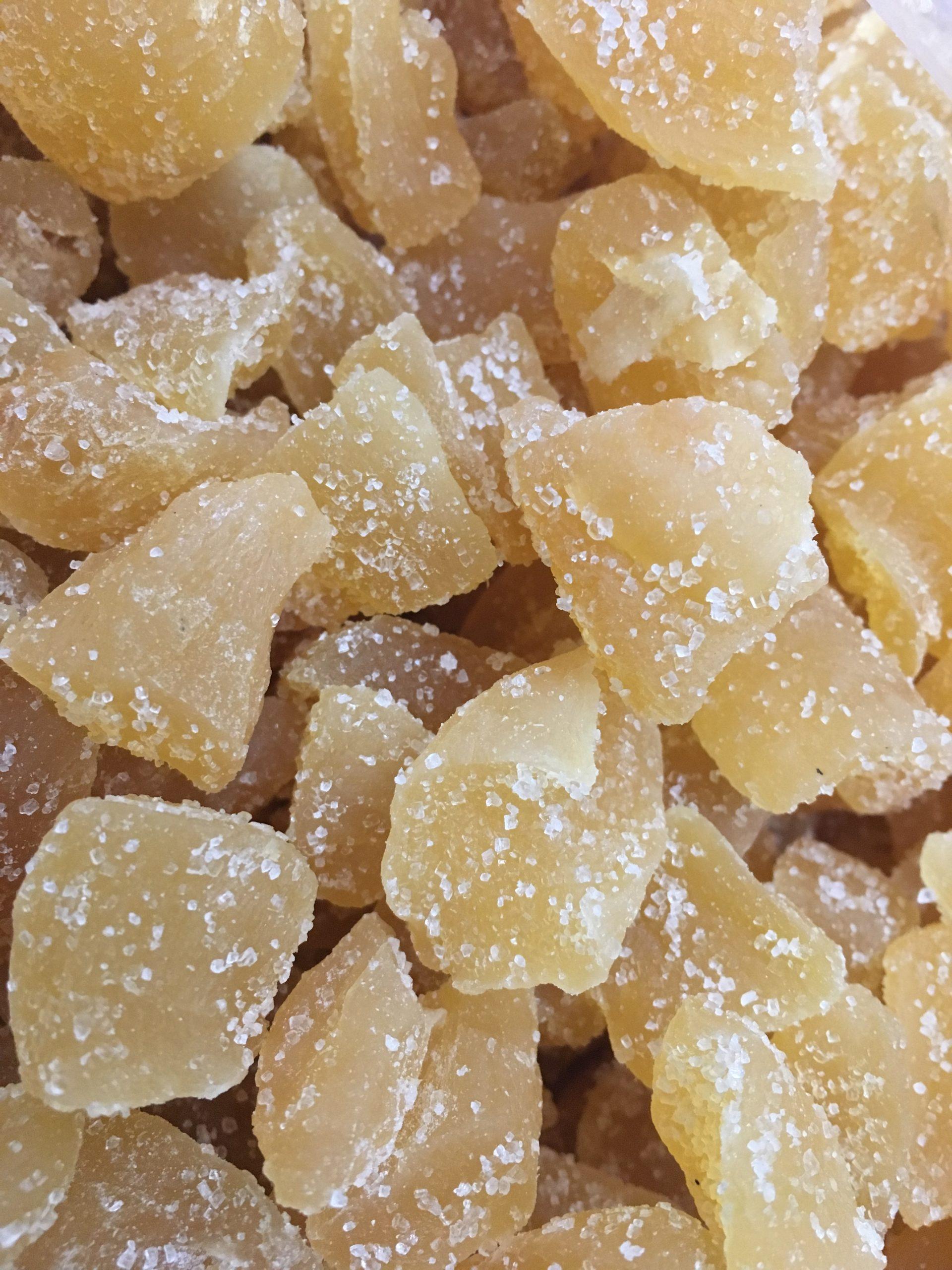 Chrystalised Ginger