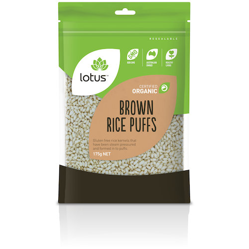 Lotus Brown Rice Crisps 300gm