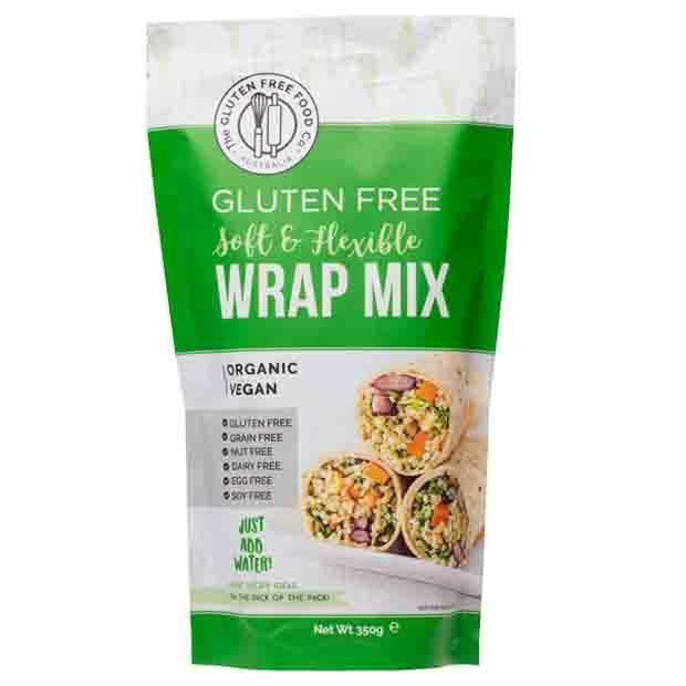 Gluten Free Food Co Gluten Free Wrap Mix