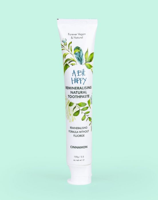 A Bit Hippy Remineralising Natural Toothpaste 100gm
