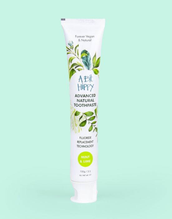 A Bit Hippy Advanced Natural Toothpaste 100gm