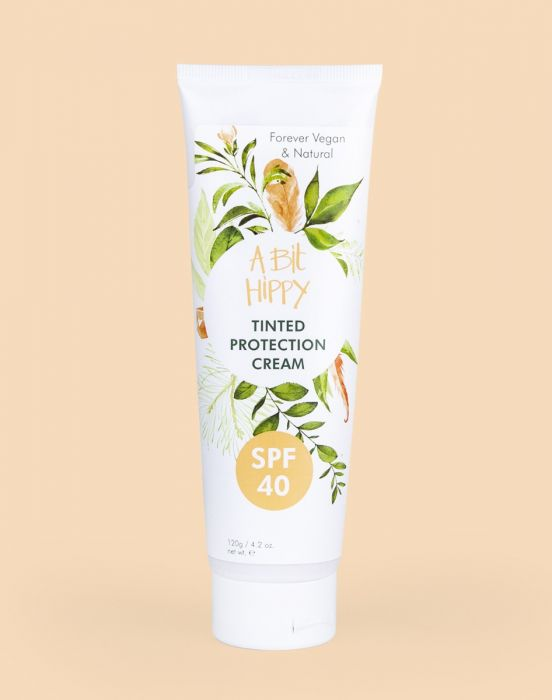 A Bit Hippy Tinted Protection Cream 120gm