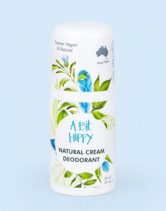 A Bit Hippy  Natural Cream Deodorant ♀ 60ml