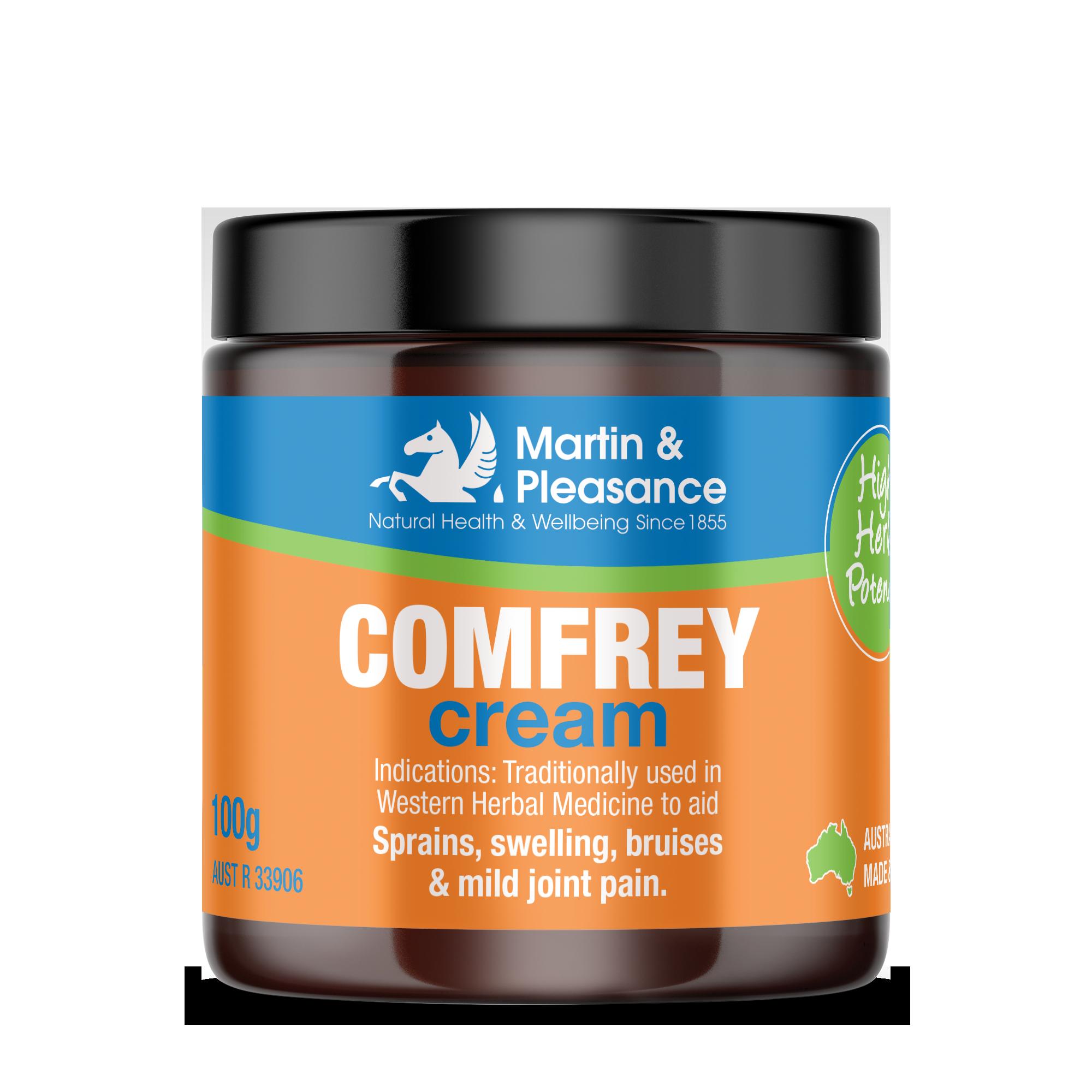 Martin & Pleasance Comfrey Cream 100g