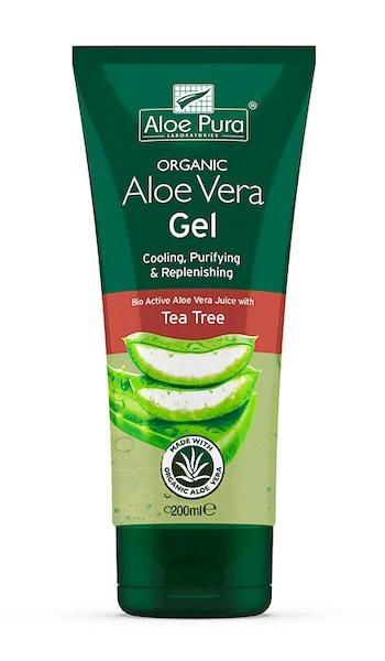 Aloe Pura Organic Aloe Vera Gel 100ml