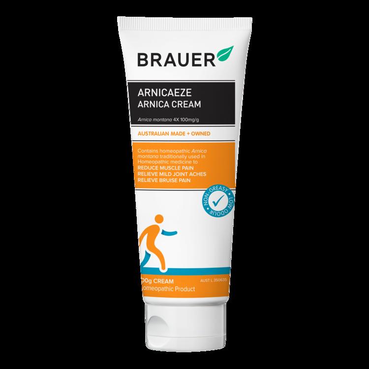 Brauer Arnicaeze Arinica Cream 100g