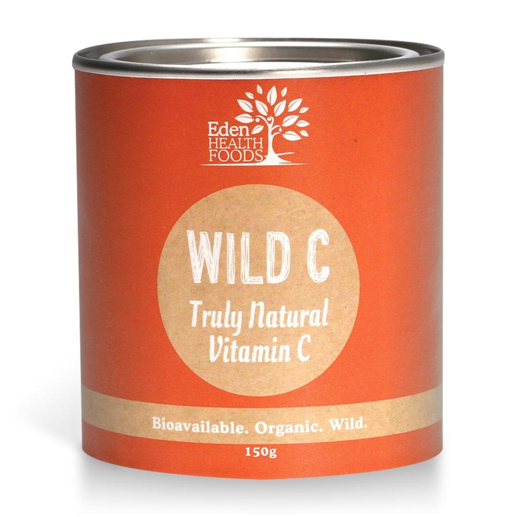 Eden Health Foods Wild C Truly Natural Vitamin C 150g