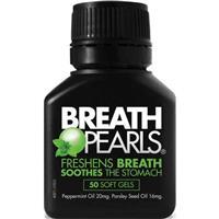Breath Pearls Original 50 Softgels