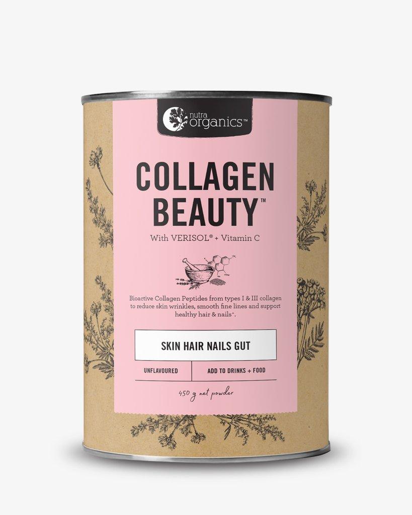Nutra Organics Beauty 450gm