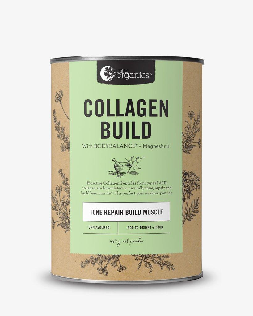 Nutra Organics Collagen Build 450gm