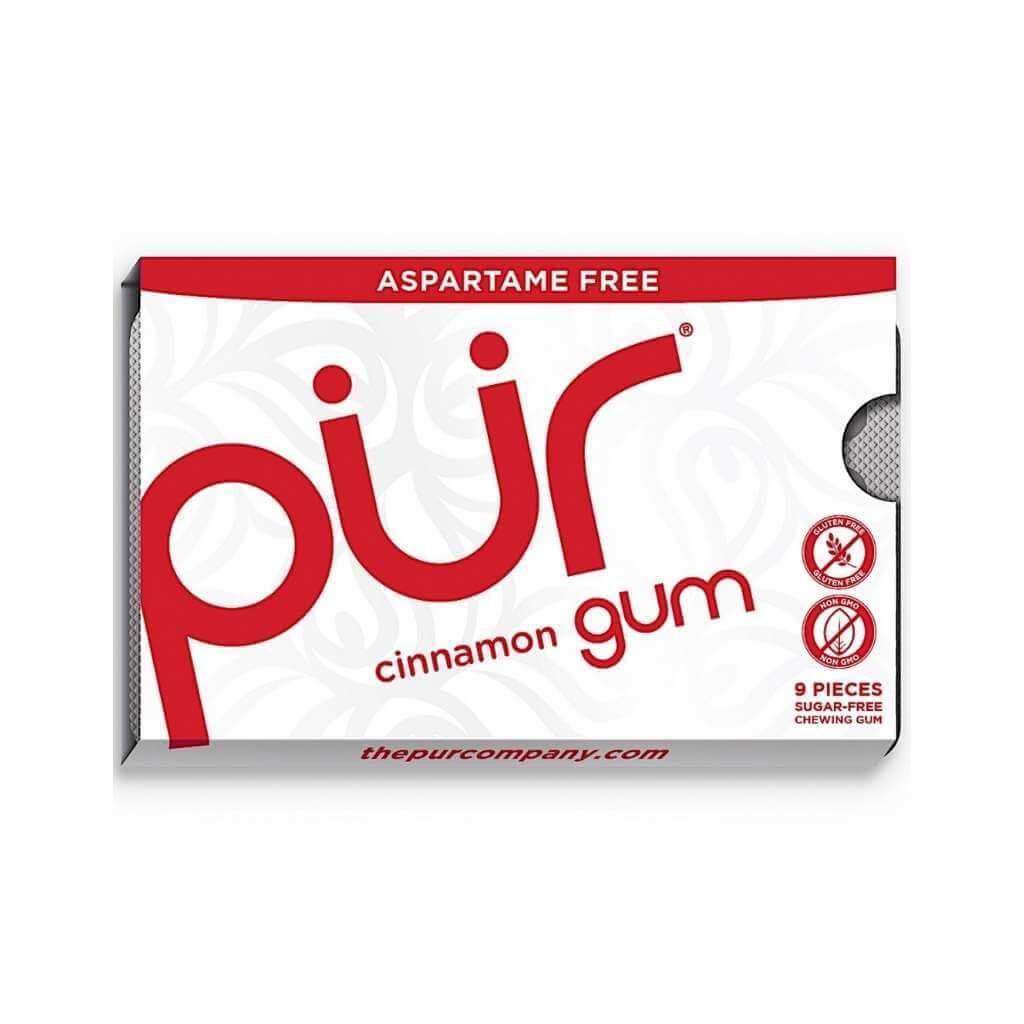 Pur Gum Cinnamon 9 Pieces