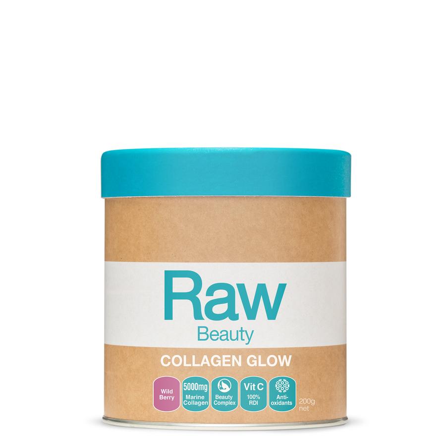 Amazonia Raw Beauty Collagen Glow 200gm